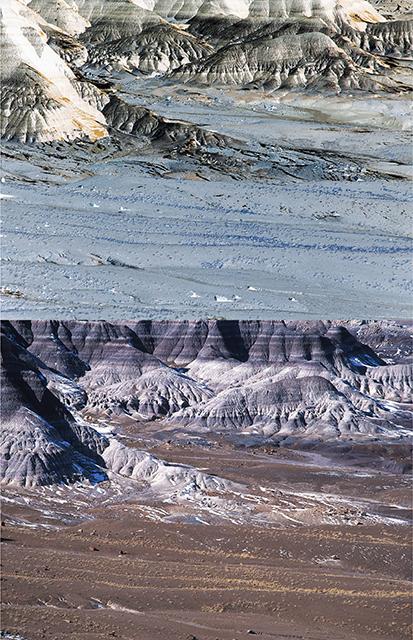 Arizona Blue Mesa Diptych RAIR